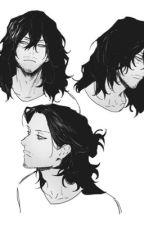 Shota Aizawa Head-cannons and scenarios/One-shots!!🖤 by Stargazingwolf13