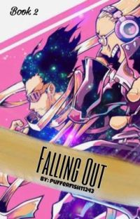 {Falling Out}  // Book 2 (An Erasermic Story) cover