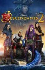 Disney Descendants Ocs by elsafrost56