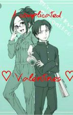 A Complicated Valentines {LeviHan} {AoT} by Levi-Ackerman25