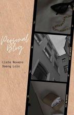 personal blog by akusukapete