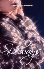 sideways; markhyuck by triviajisung