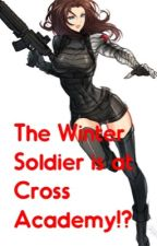 The Winter Soldier is at Cross Academy!? by Galaxyglitterkitten