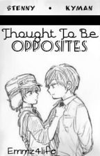South Park: Thought To Be Opposites [BoyxBoy] by byeyall