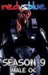 Red vs Blue Season 9: Male Oc cover