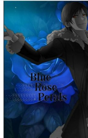 Blue Rose Petals (Shizaya) by Elvira_Eli_sa