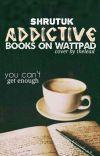ADDICTIVE books on wattpad cover