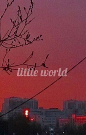 little world by Jimins_smol_fingers