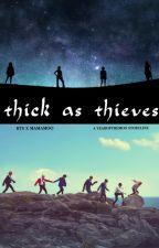 thick as thieves || bts x mamamoo by yearofthemoo
