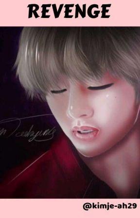 Revenge_Kim Taehyung by kimje-ah29