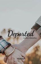 Deported//au Cecilia X Homeboy by xmynamesbre