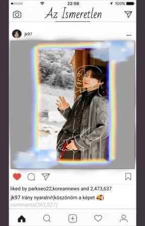 Az Ismeretlen √Jeon JeongGuk√ {Instagram} BEFEJEZETT by Park_Min_Seo22