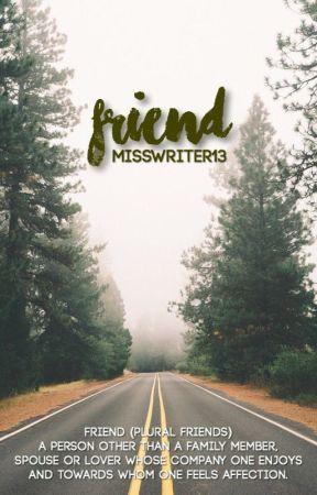 friend (boyxboy) by MissWriter13