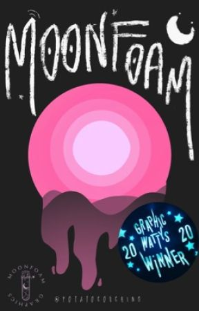 MOONFOAM | GRAPHICS PORTFOLIO by potatocouching