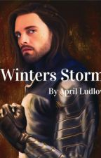 Winters Storm~Bucky Barns~  by Lone_Wolf_Ludlow