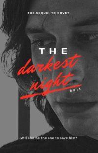 the darkest night ♛ kylo ren (2) cover
