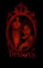 Demons (rewritten) by hypen_clovers