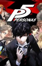 Male reader x persona 5 by Destroyer_Creater2