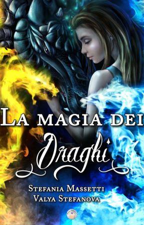 La magia dei draghi by Cometa1975