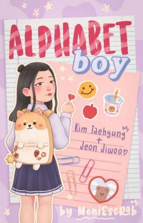 Alphabet Boy [j.woo] by moniescrab
