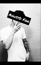 AgustD Fan by YunhoNishinoya
