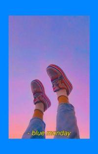 blue monday  ⋆  mike wheeler cover