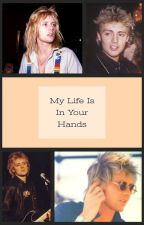 ~My Life Is In Your Hands~ Roger Taylor (on hold) by starryhippie