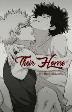 Their Home | Alpha Bakugou x Omega Midoriya by ErmozaWatt