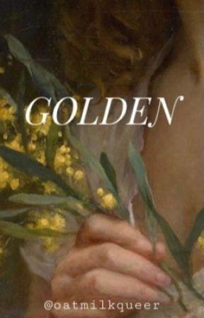 GOLDEN - jasper whitlock by mushroommavenne