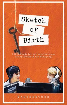 Sketch Of Birth by Markrentown