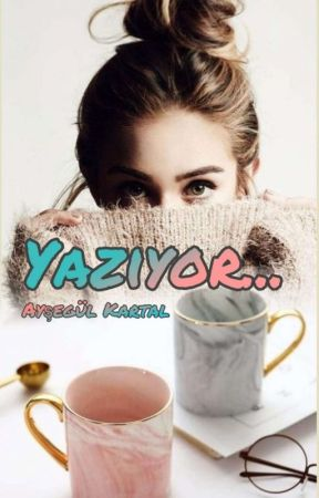 YAZIYOR.. by AysegullKartal