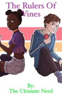 The rulers of vines- Shuri and Peter- DISCONTINUED cover