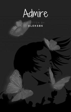 Admire   Hoshi X Reader (Soonyoung)  by AleksB6