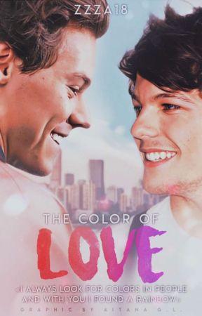 The Color Of Love [L.S] by zzza18