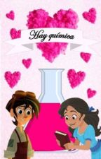 There's Chemistry (An Elena of Avalor and Tangled the series Crossover) by BiancaGradaille