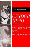 The genocide hero ( bnha x male chara reader ) cover