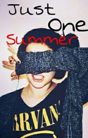 Just one Summer by dilaraaaa