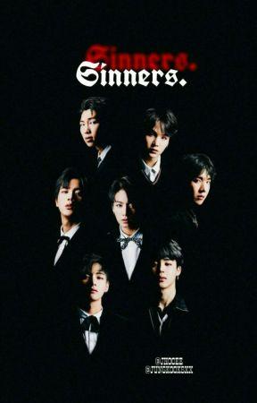 Sinners. by jungkooksxx
