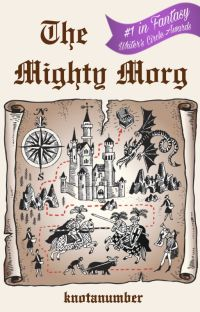 The Mighty Morg cover