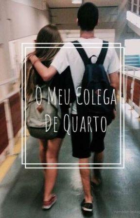 O Meu Colega De Quarto  by Ray_BarbosaPet