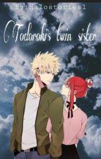 Todoroki's Twin Sister *BNHA* by HaloStories1