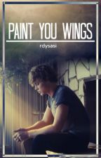 Paint You Wings // Ashton Irwin [au]  by rdysasi