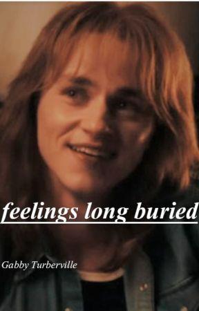 Feelings Long Buried - Roger Taylor by gib_gab22
