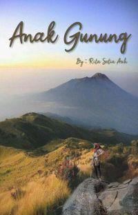 ANAK GUNUNG cover