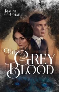 The Grey Blood #2 - Coming Soon cover