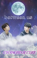 between us | hyunin by CHANGBINSECURE