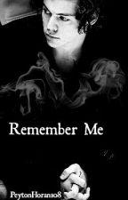 Remember Me- h.s. by irwinssocks