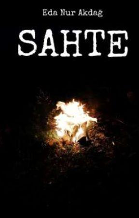 SAHTE by edanurakdag