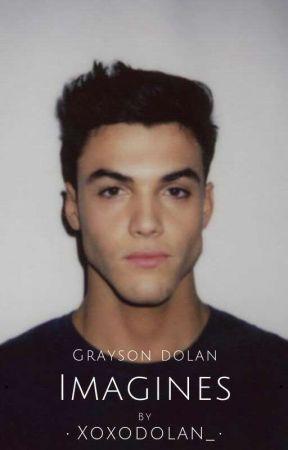 Grayson Dolan Imagines by xoxodolan_