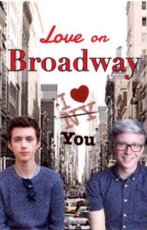 Love on Broadway (TROYLER AU) by staylovelyxxx